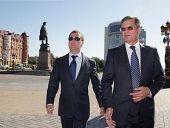 Жительницу Астрахани осудили за критику губернатора в присутствии Дмитрия Медведева