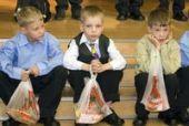 Первоклашек Волгограда собрали в школу