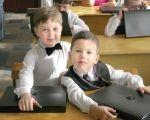 1 сентября депутаты Госдумы встретились со школьниками