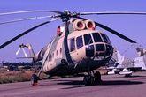 Причиной крушения вертолета Ми-8 стало разрушение лопасти рулевого винта