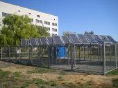В Ленинске реанимационный  блок будет работать на солнечной  энергии
