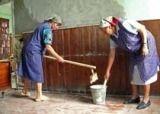В регионе завершают строительство домов для погорельцев