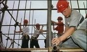 Глава Волгограда проинспектировал ход строительства ФОКа в Кировском районе