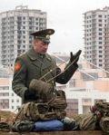 Владимир Путин проинспектировал строительство жилья для военнослужащих и ветеранов войны