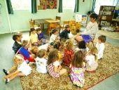 В Волгоградской области с помощью бюджетных инвестиций возводятся детские сады и ФОКи