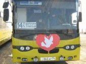 14 февраля волжане смогут прокатиться на автобусе любви