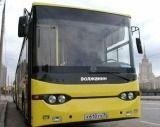 Под Волгоградом пассажирский автобус столкнулся с легковушкой: есть пострадавшие