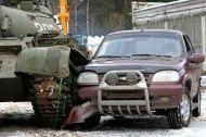 Джип против танка: очередной скандал во фракции «Справедливой России»