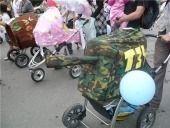 Из-за парада детских колясок в центре Волгограда перекроют движение