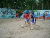 «Единороссы» провели турнир юных футболистов