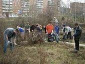 К 1 мая в Волгограде будет чисто