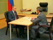 Владимир Путин встретился с Анатолием Бровко