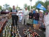 Урюпинцы помогли погорельцам из Воронежской области
