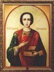 В Волгоград прибыли святыни Великомученика и целителя Пантелеимона