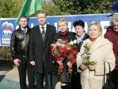 Кросс памяти Геннадия Гончарова прошел под эгидой «Единой России»