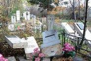 В Волгоградской области вандалы осквернили кладбище