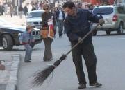 Работа по уборке города ведется недостаточно активно