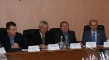 Владимир Ефимов и Ильяз Муслимов побывали с рабочим визитом в Михайловке