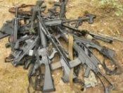 У волгоградских казаков изъяли оружие и бочку с марихуаной