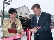 В городе Котово открылся центр досуга