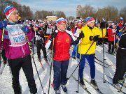 Год здорового образа жизни открылся в Урюпинске лыжной гонкой
