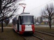 Трамвайный парк Волгограда пополнился семью современными вагонами