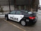 """В Волгограде двух водителей лишили прав за надписи """"POLICE"""""""