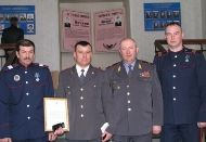 В Урюпинске участковый уполномоченный милиции задержал трех преступников
