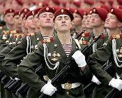 Единороссы поздравили военнослужащих с 200-летием войск МВД