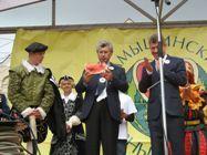 В Камышине прошел арбузный фестиваль