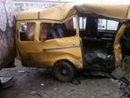 Водитель маршрутки, по вине которого погибли и пострадали люди, получил срок