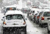 На Волгоград надвигается аномально холодная зима