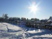 Из-за непогоды в пяти районах Волгоградской области парализовано движение