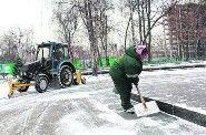 В Волгограде проверяют дворников