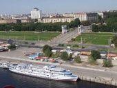 Бывший мэр и действующий губернатор обсудили строительство Набережной Победы