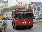 Волгоградцы проедут в новых троллейбусах