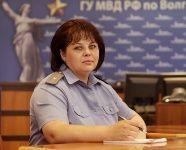 """Волгоградка поборется за звание лучшей """"мамы"""" в полиции"""