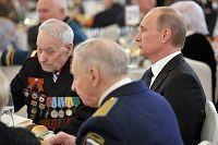 Владимир Путин поздравил ветеранов со Сталинградской победой