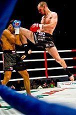 Волгоградские спортсмены отправили соперников в нокаут
