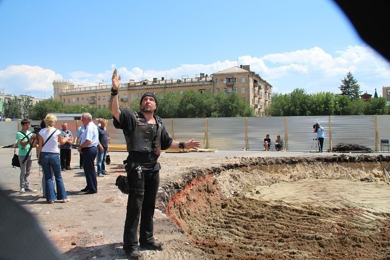 На Привокзальную площадь вернут атмосферу довоенного Сталинграда