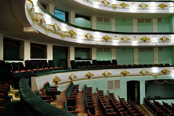 Царицынскую оперу укрепят визуально