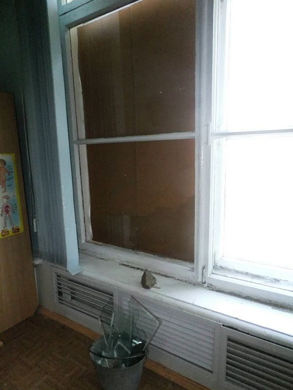 В Волгограде закидали камнями еврейский детский сад