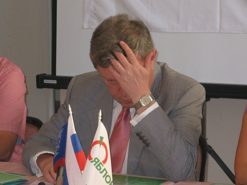 Григорий Явлинский посетил Волгоград