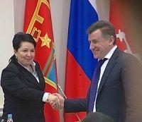 В Волгограде теперь есть градоначальница