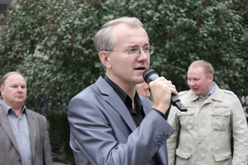 Шеин пообещал протестующим в Волгограде поддержку «целыми автобусами»