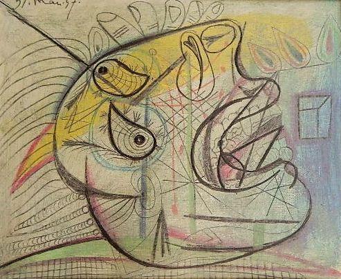 В Волгоград привезут графику Пикассо