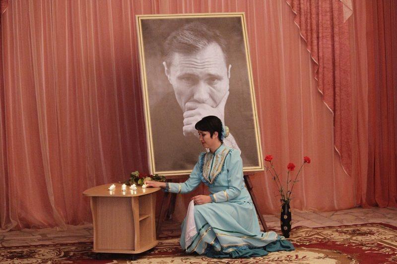 В Волгоградской области не забывают о Шукшине