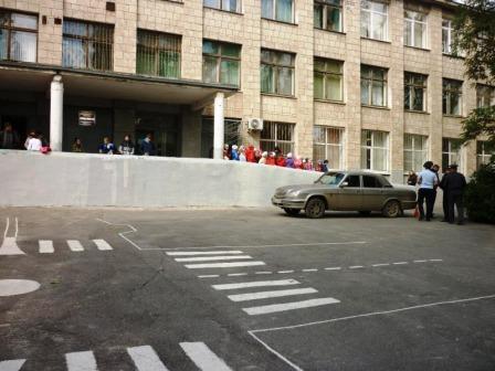 В Волгограде произошли ДТП с автобусом и трамваем