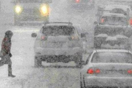 В Волгограде снегопад опять не ждали