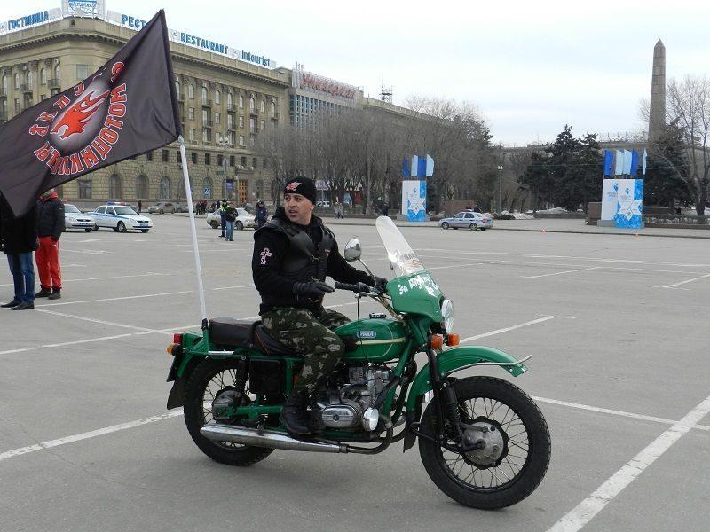 Из Волгограда в Севастополь отправился гуманитарный груз